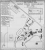 Kent Campus Map 1945-1946