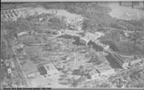 Kent Campus Aerial Photo 1948-1949