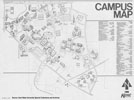 Kent Campus Map 1986