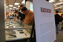 Display-table-black-history
