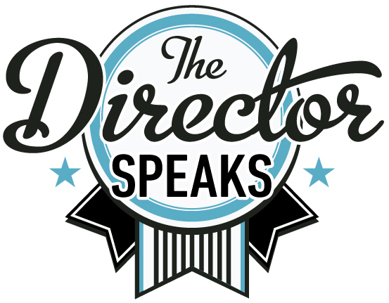 Director Speaks Logo
