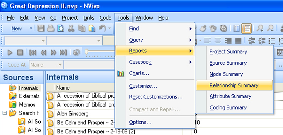 NVivo_Tools_Reports_RelationshipSummary_1