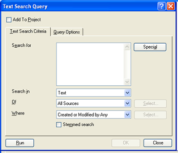 NVivo 8 Text Queries 2