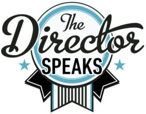 Performing Arts Library Director Speaks Series logo
