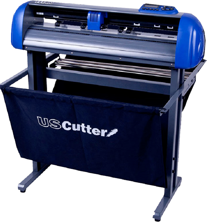 Image of the US Cutter Titan vinyl cutter