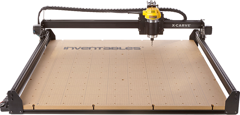 Image of the Inventables CNC router