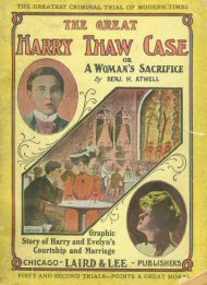 paperback_cover:The Great Harry K. Thaw Case