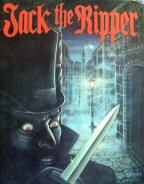 cover of Jack the Ripper board game