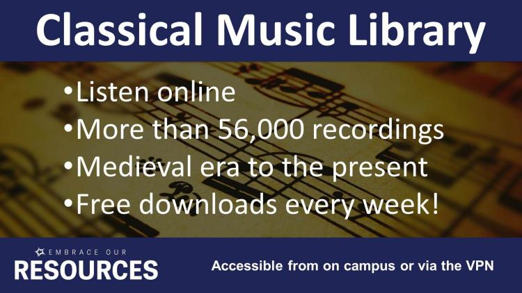 Show more about Classical Music Library