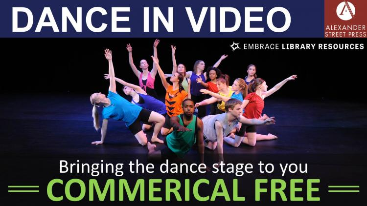 Show more about Choose from over 700 videos of dance productions!