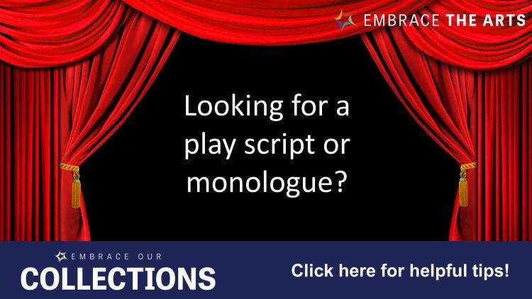 Show more about Finding Scripts and Monologues