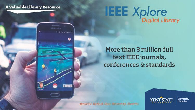 Show more about A Valuable Library Resource. More than 3 million full text IEEE journals, conferences & standards.