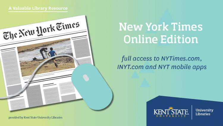 Show more about A Valuable Library Resource. Full access to NYTimes.com, INYT.com and NYT mobile apps