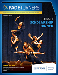 PageTurners Spring 2017 magazine cover