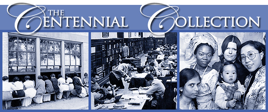 Centennial Collection Title Graphic